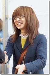 2012年11月3日(土)の握手会